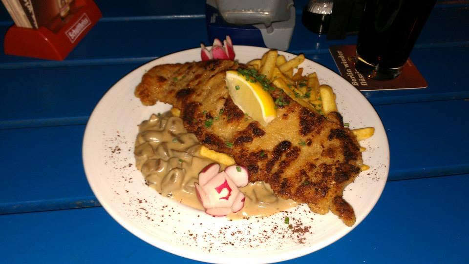 Delicious Schnitzel