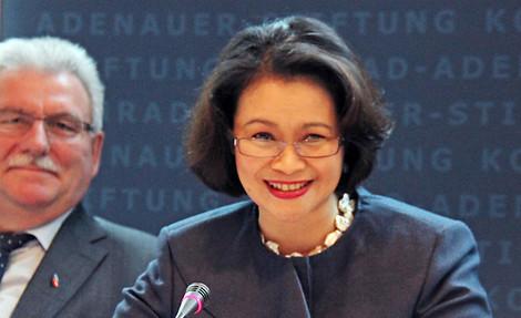 Ambassador Maria Cleofe Natividad