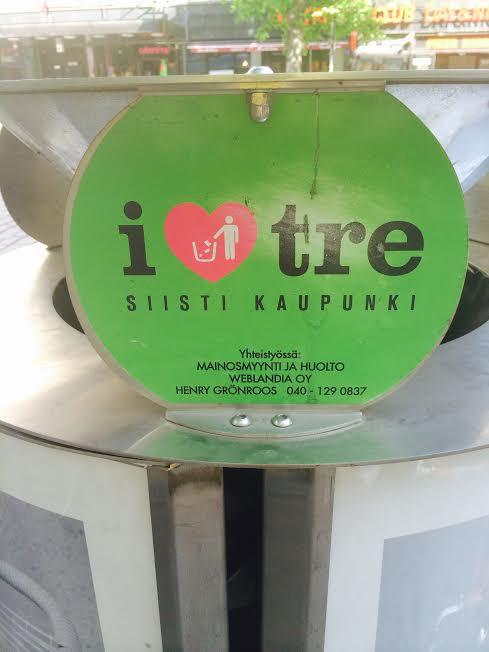I heart Tampere!