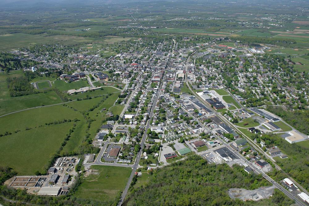 Gettysburg City