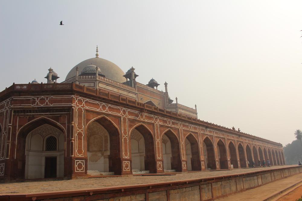 Humayun's Tomb-Old Delhi