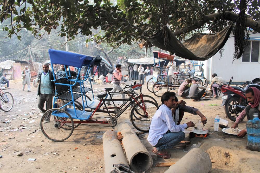 Slums of R.K. Ashram