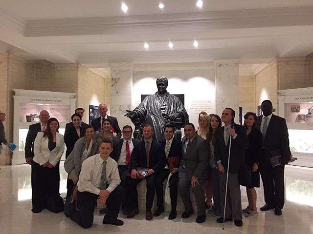 #throwbackthursday to our Capital Encounter students last week. Huge shout-out to DC program manager @gshipley7 and Professors Tim and Cathy Chambless for their amazing work coordinating this trip! #capitalencounter