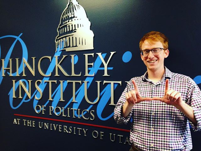 #FlashTheUFriday from the newest member of our Hinckley Staff, Gerrit Seymour, in the final days of OSH. Gerrit is a senior studying music and middle eastern studies and plans to attend med school after he graduates (we know, impressive). He has been a Hinckley ambassador and participated in all our internship programs. We are thrilled to have him on board. #hinckleyintern #HIPteam @gerritseymour