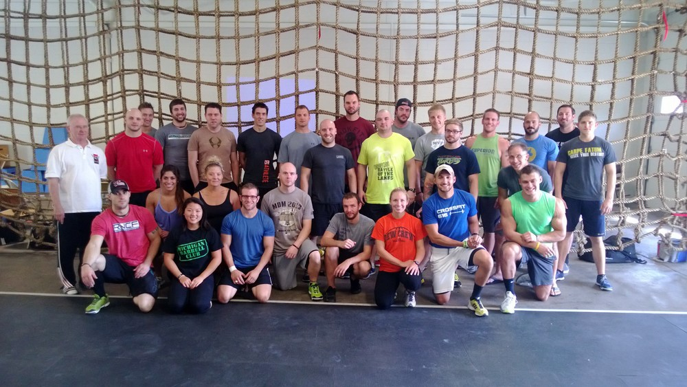 Great USAW Sports Performance Coach certification this weekend. Stay tuned for more info on our up coming events.