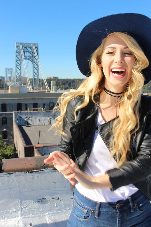 Stephanie Cowan A sunshine in the city