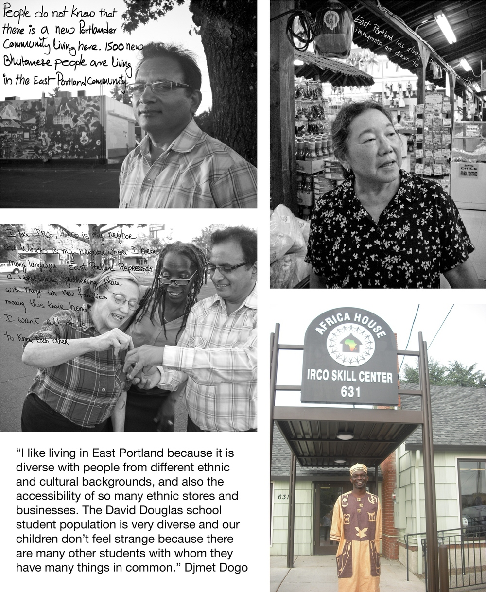 Equity Atlas Storytelling Project: East Portland Action Plan