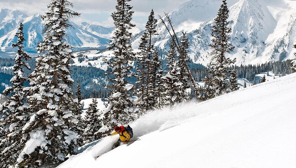 IRWIN LODGE SNOWCATS, COLORADO