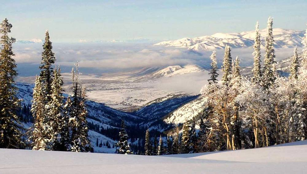 SUMMIT POWDER MOUNTAIN, UTAH