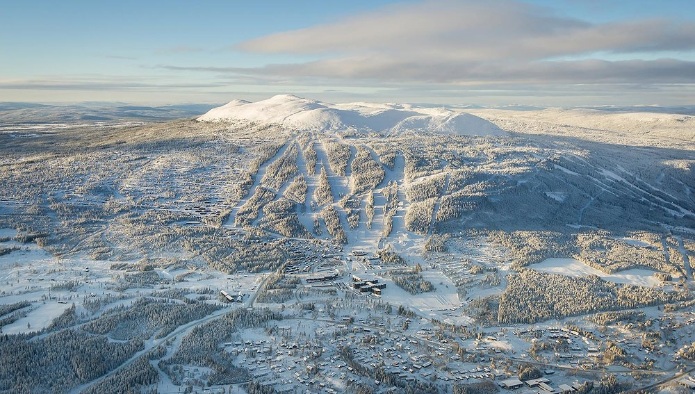 PROJECT TRYSIL - Master Planning Norways Largest Resort Destination