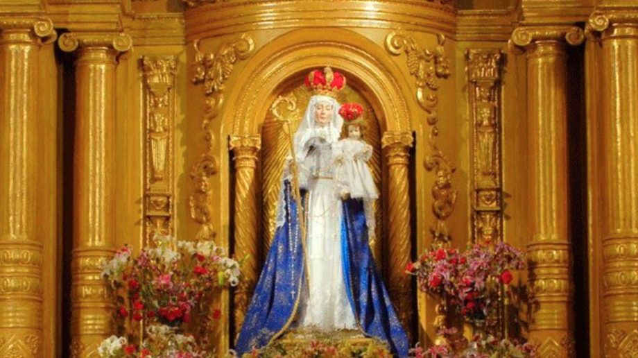 Click Above for Our Lady of Good Success' Novena