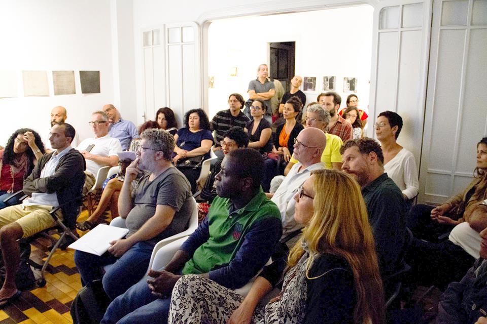 Ateliê Aberto c/ Dario De Dominicis | 14/maio