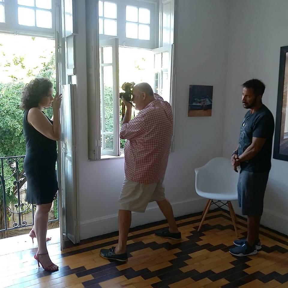 O retrato feminino: certezas e desafios, com Ernani d'Almeida | 18/fevereiro