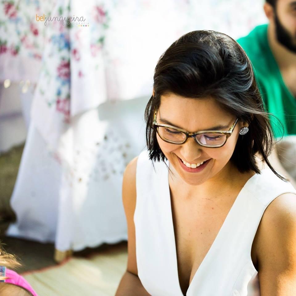 Ana Dalloz, professora do curso práticas fotográficas