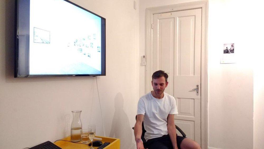 Conversa com Julian Röder | 29/set