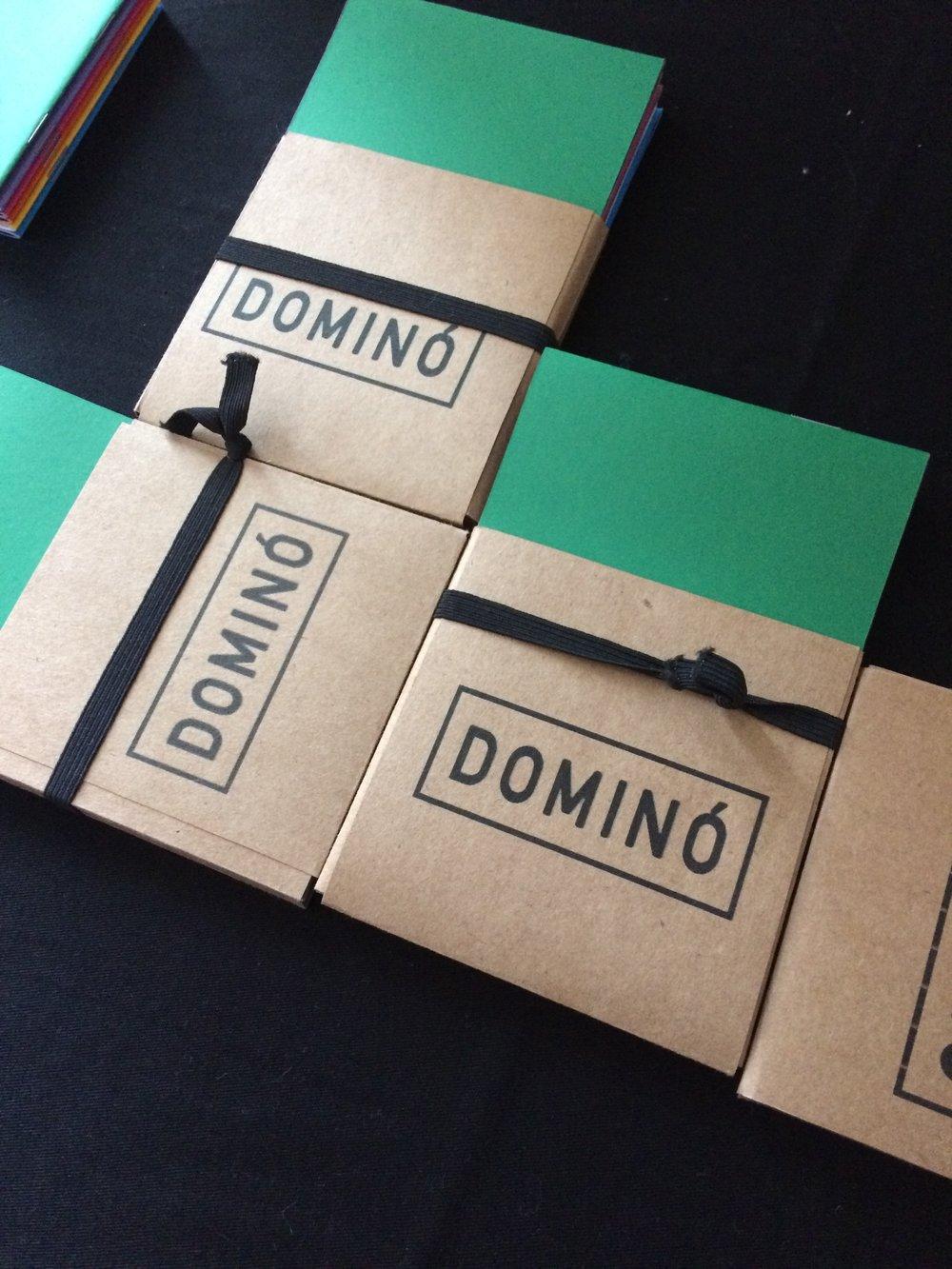 Lançamento da coleção Dominó