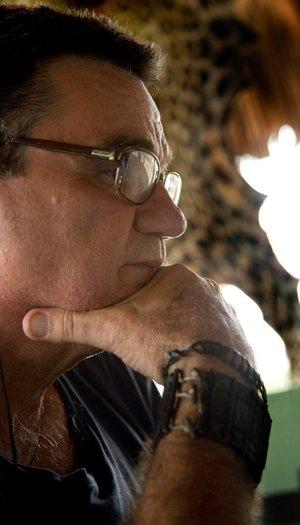 João Roberto Ripper, professor do Ateliê Oriente, escola de Fotografia RJ