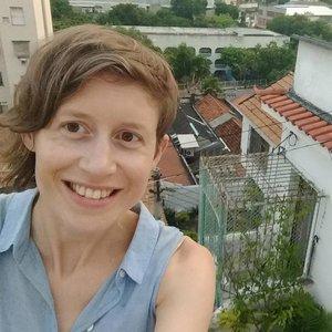 Tanja Baudoin, professora do Ateliê Oriente, escola de Fotografia RJ