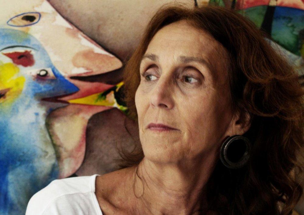 Kitty Paranaguá, professora do Ateliê Oriente - escola de fotografia RJ