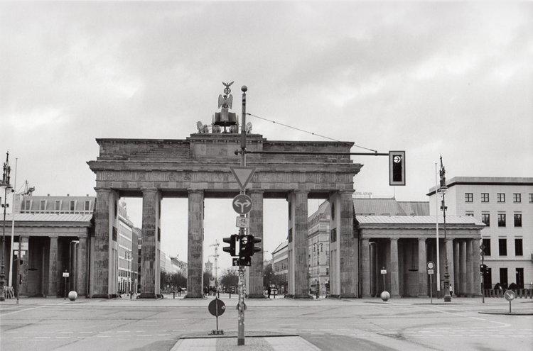Brandenburger Tor (foto Andreas Valentin, 2016)