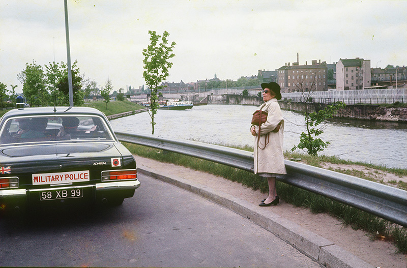 SPREEUFER (FOTO GERHARD VALENTIN, 1975)
