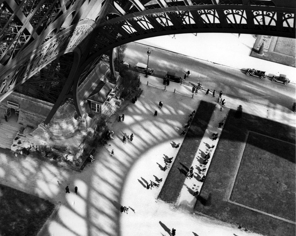 Kertész, André, Paris, 1929