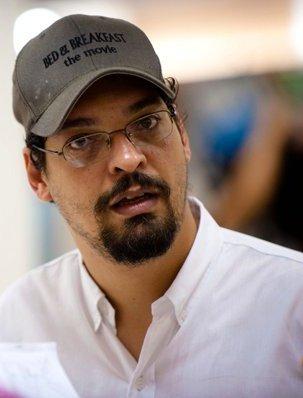 Marcus Dartagnãn, diretor do filme EAS Esquadrão Anti Aequestro