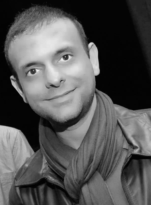 Thiago Villard, roteirista do curso de cinema rj ateliê oriente