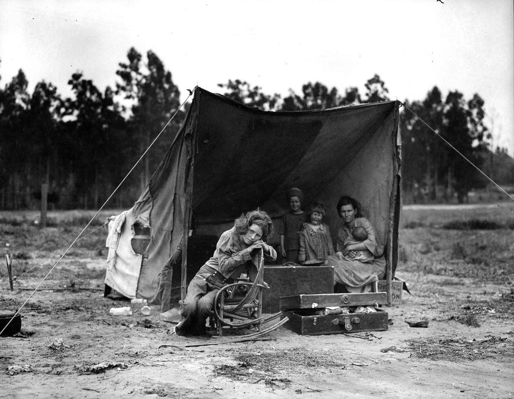 dorothea-lange-Migrants Family-1936.jpg
