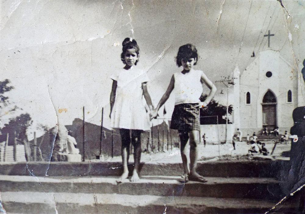 Foto do acervo de Roberto Marinho morador e idealizador do projeto Museu da Providência