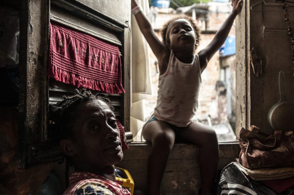 Ocupação Mama África foto de Bruno Morais aluno da turma de 2012 da Escola de Fotógrafos Populares