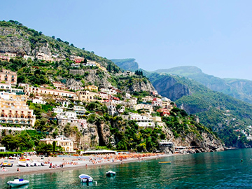 When: October 11-16, 2014 Where: Positano, Italy
