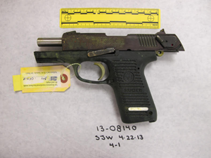 Cambridge man in court today for detention hearing on federal charges related to Ruger P95 used by marathon bombers