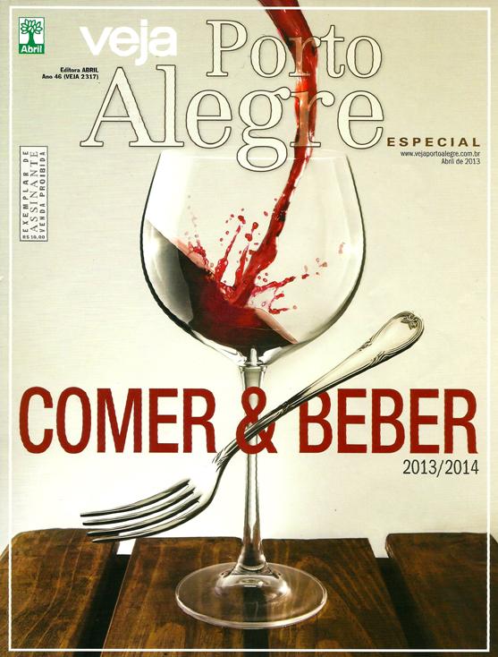 Veja Porto Alegre - Restaurante Revelação 2013