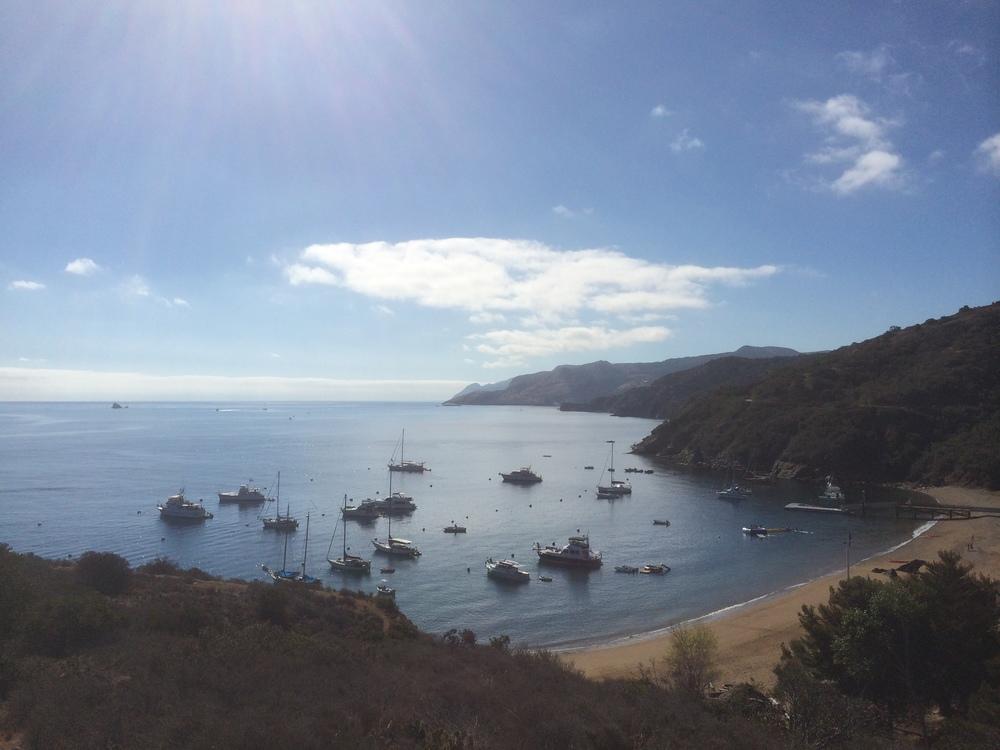 Howlands Landing, Catalina Island