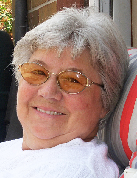 My much loved Grandma: Sheila Shaw