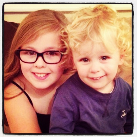 7 year age gap: Amber and Jacob