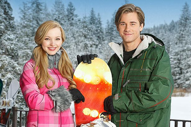 Dove Cameron and Luke Benward star in Cloud 9