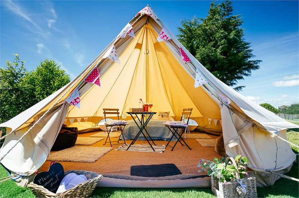 The tents will comfortably sleep a couple or a family/party of 4. They provide all the essentials plus the luxuries to make your c&ing experience as ... & Family holiday ideas in the UK for Easter u2014 Our Family Life - A ...