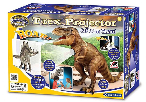 T Rex Projector & Room Guard up for grabs