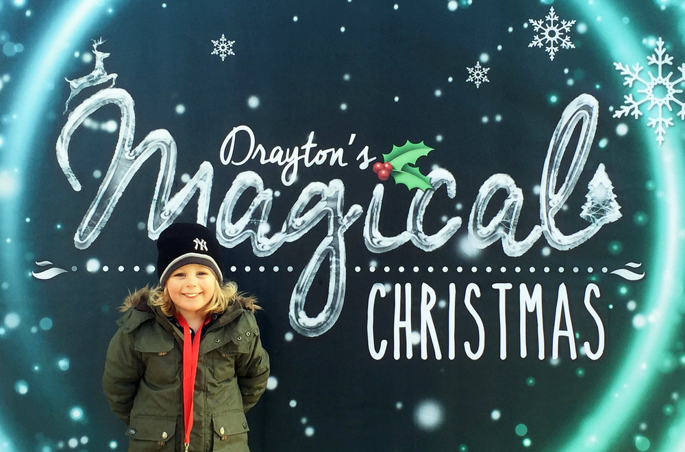 Drayton Manor's Magical Christmas is a fantastic day out for all the family