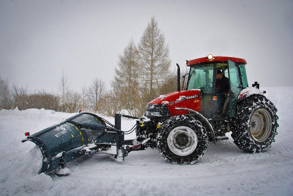 - Snow Removal