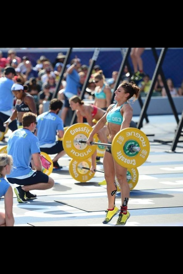 Rachel Martinez Northeast crossfit games HYPE Florida Southeast East Boca Raton Florida Mizner Park palmetto beach