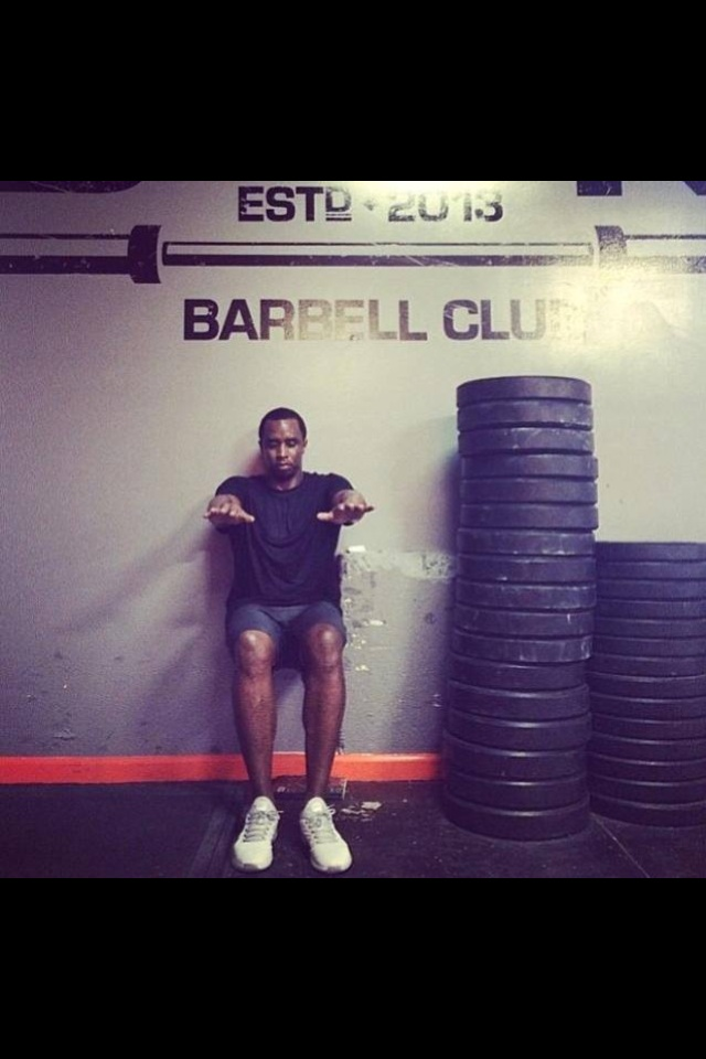 Diddy CrossFit HYPE East Boca Raton Florida Fitness Gym Beach Mizner Park Palmetto