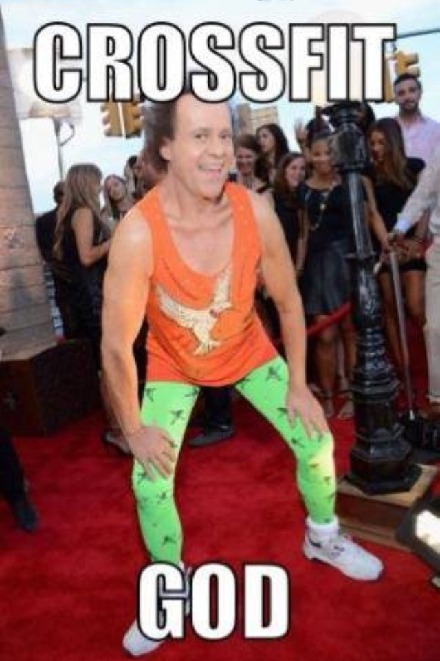richard simmons crossfit god HYPE weightlifting east boca raton fitness gym mizner park palmetto beach