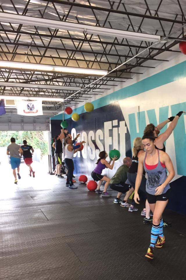 CrossFit HYPE East Boca Raton Fitness Gym Palmetto Park Road Personal Training Mizner Park Florida