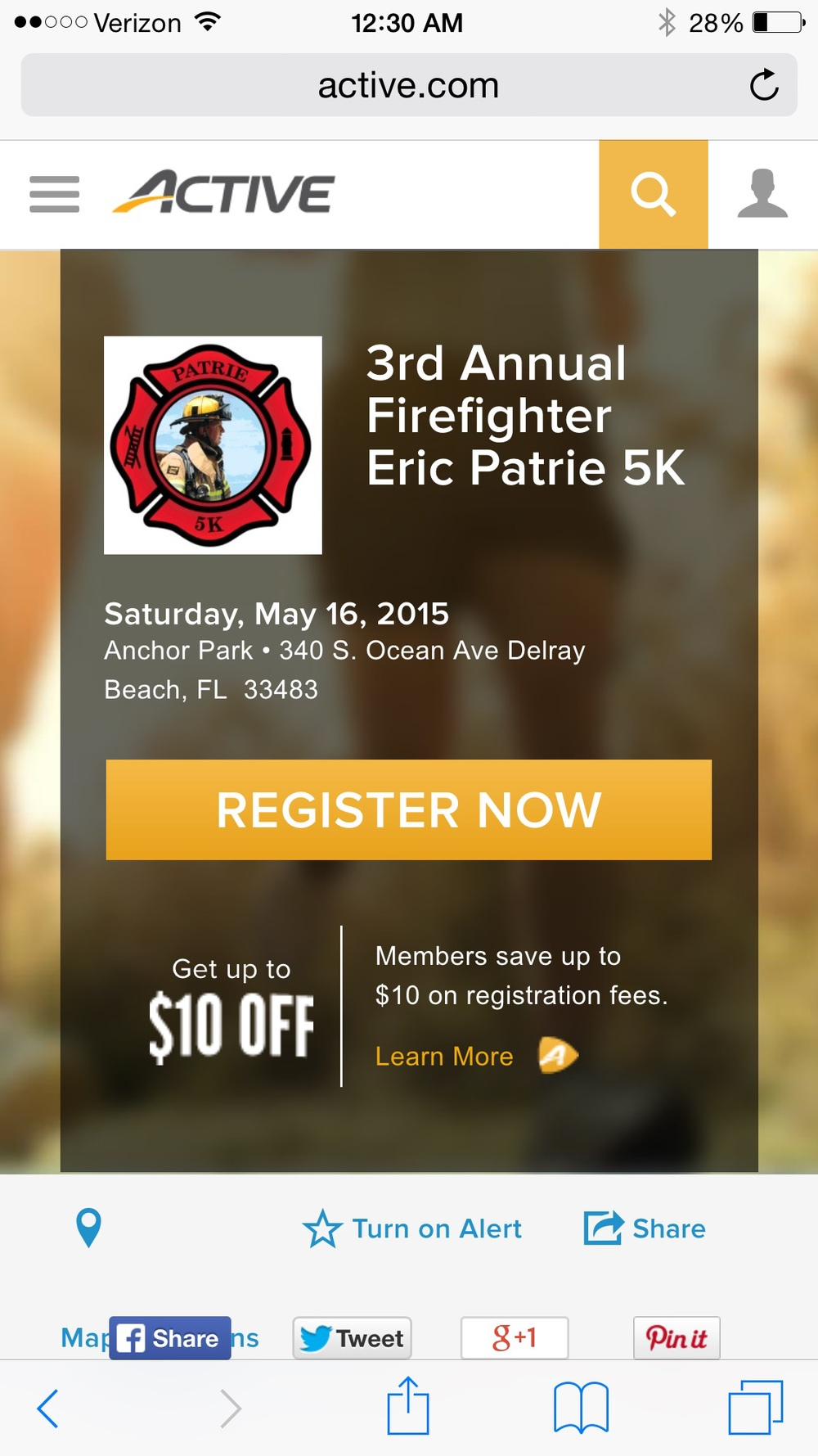 http://www.active.com/delray-beach-fl/running/distance-running-races/3rd-annual-firefighter-eric-patrie-5k-2015?int=72-3-A1