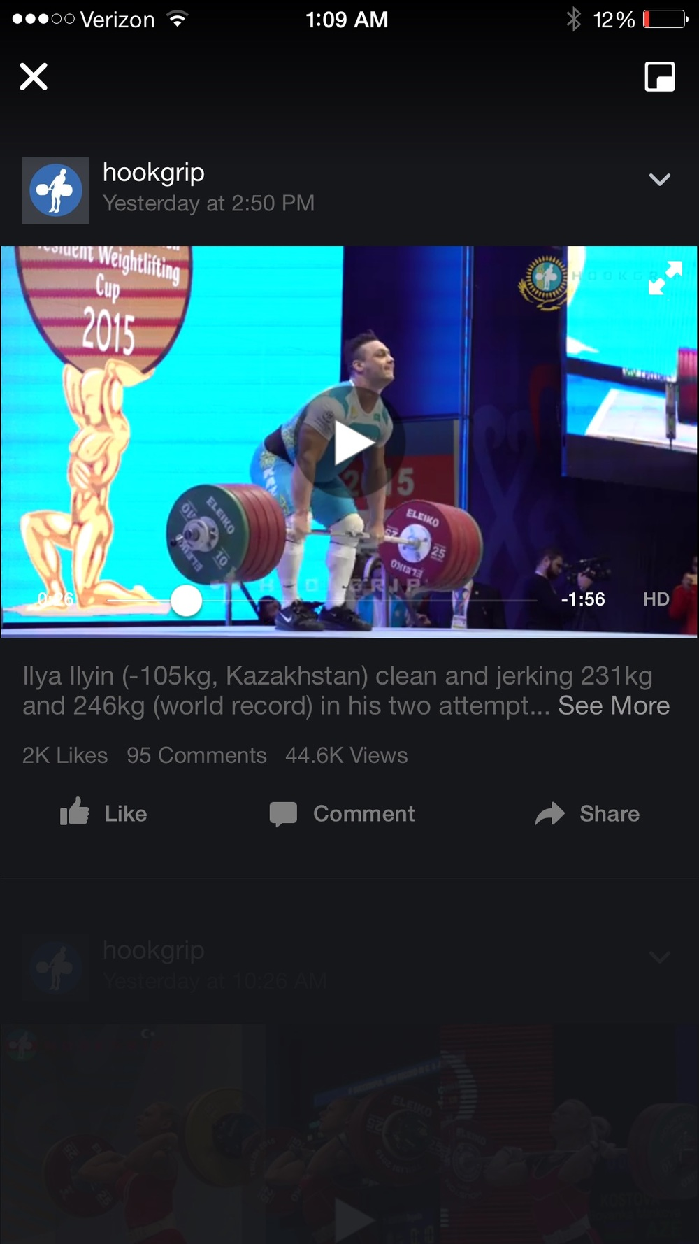 Video on hookgrip or on our Crossfit hype facebook