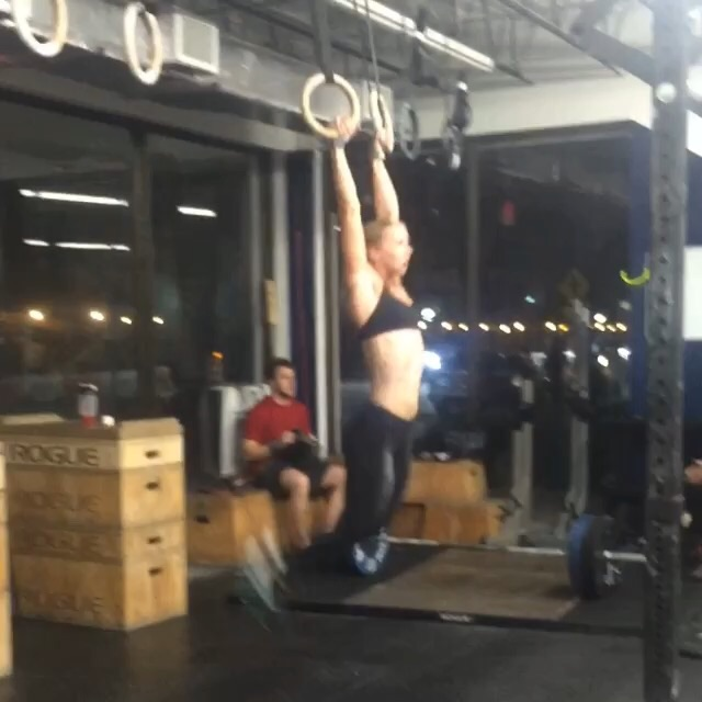 Video posted @crossfithype or www.facebook.com/CrossFitHYPE