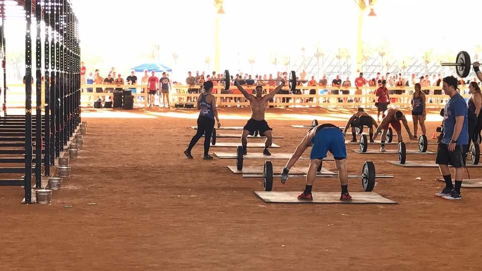 Ben Rosen coach/owner - 2016 crush games pro athlete - CrossFit HYPE